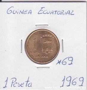 Guinea 1 peseta