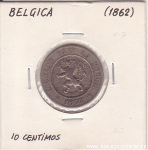 belgica 1862