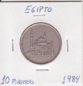 egipto 10 piastras