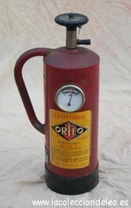 extintor orfeo
