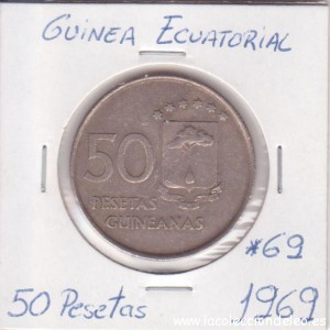 guinea 50 peseta