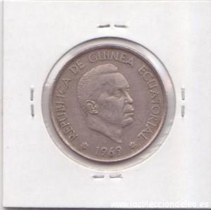 guinea 50 peseta tras