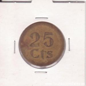 25 cts