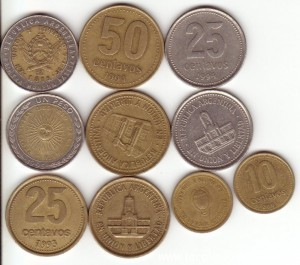 Lote 5 monedas argentinas_1220x1080
