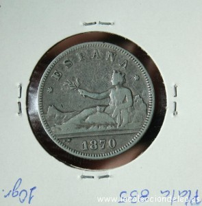 2 pesetas 1870 74 tra
