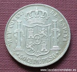 50 cent peso