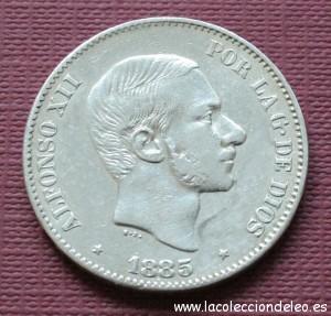 50 cent peso tras