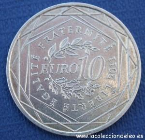 10 euros 2011 Alsace